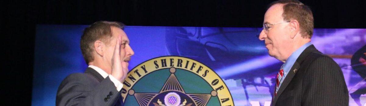 Major County Sheriffs 2019 Election of Officers