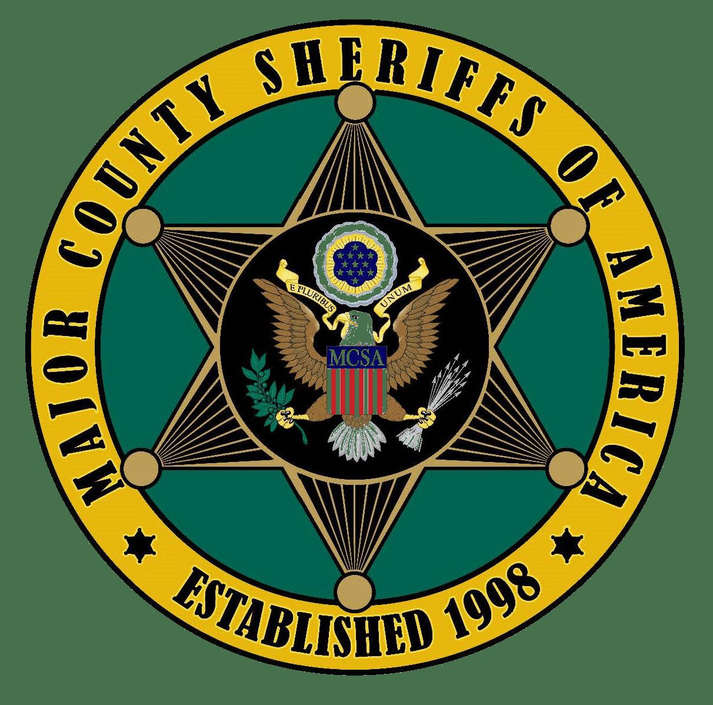 Major County Sheriffs of America Seal