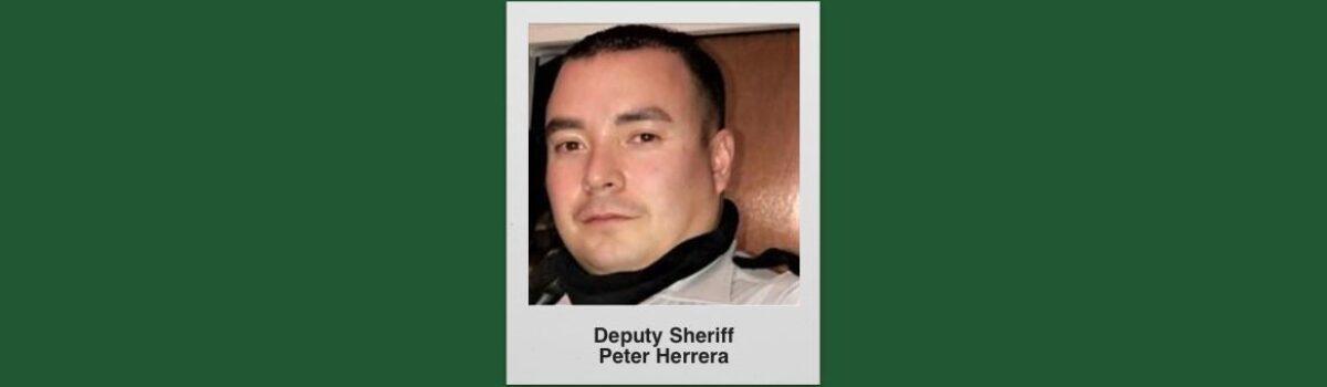 El Paso Deputy Sheriff Dies