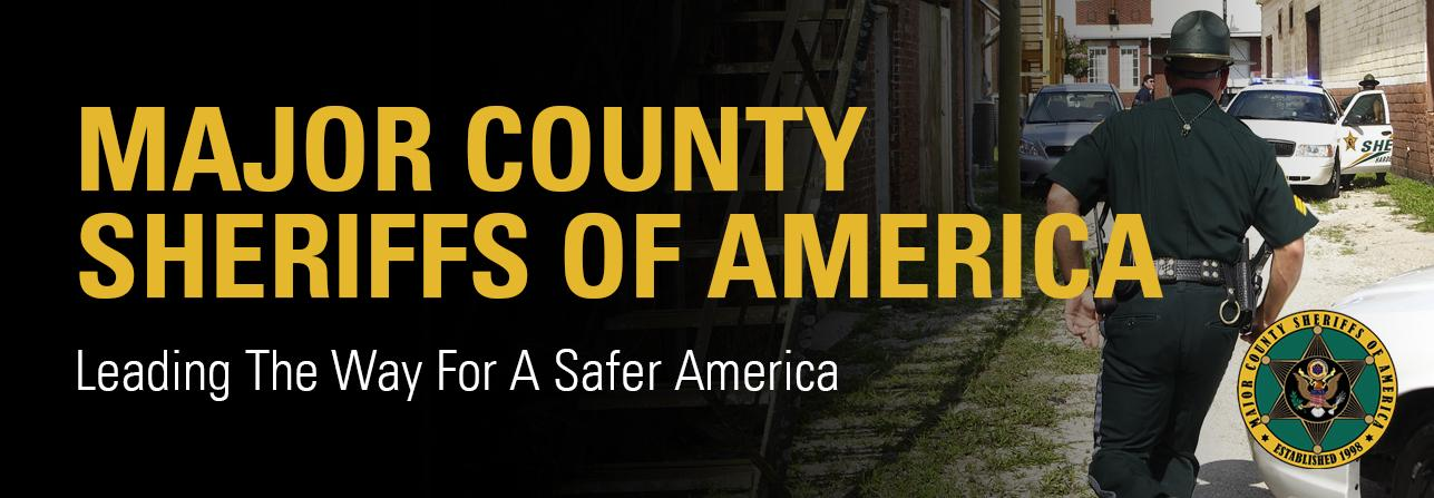Major County Sheriffs of America Seal