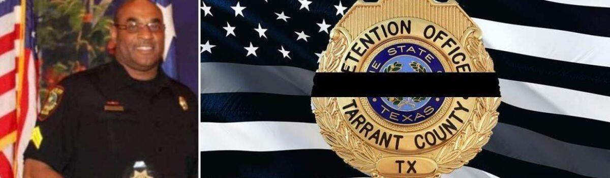 Sgt. Keith Shepherd of Tarrant County Texas Has Died