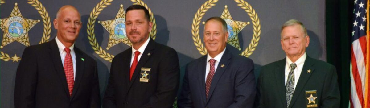 Sheriff Bob Gualtieri To Lead The Florida Sheriffs Association
