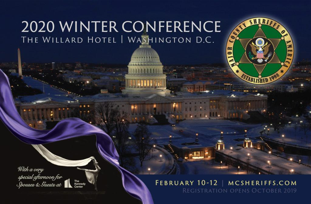 2020 WINTER MCSA Conference