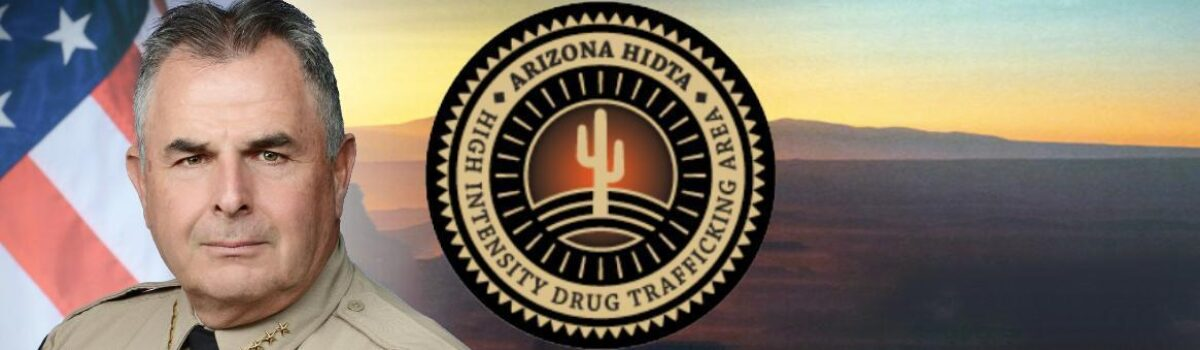 New Vice Chair of the Executive Board of the Arizona High Intensity Drug Trafficking Area