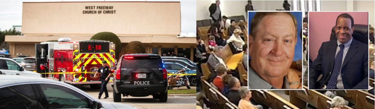 3 Dead, Including Gunman, in Tarrant County Texas Church Shooting