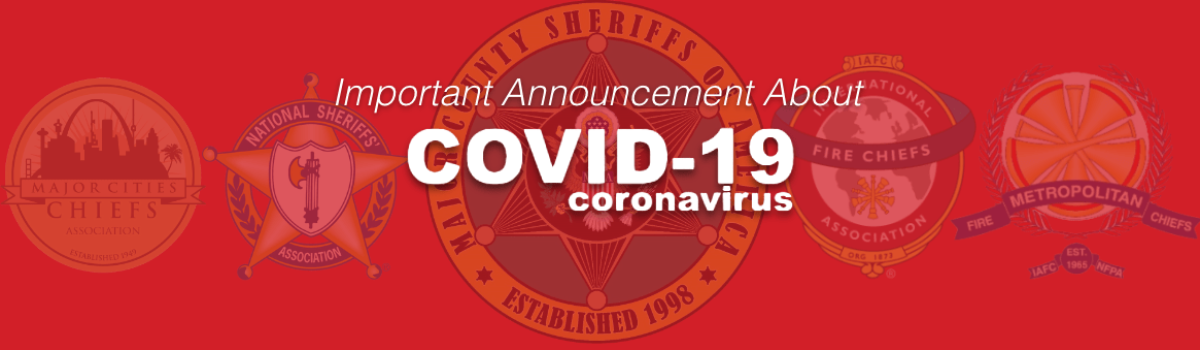 Important MCSA Announcement About Coronavirus (COVID-19)
