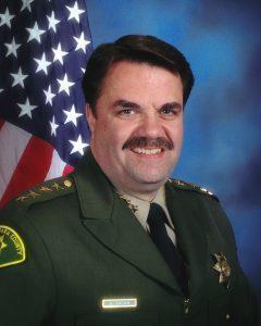 Sheriff Bill Brown, Santa Barbara County, California
