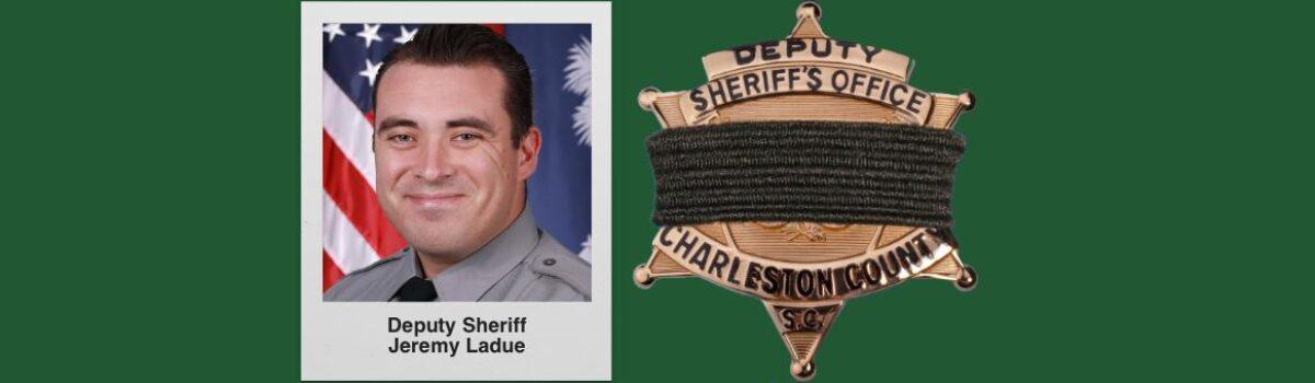 Charleston County Sheriff's Office Loses Officer In Fatal Crash