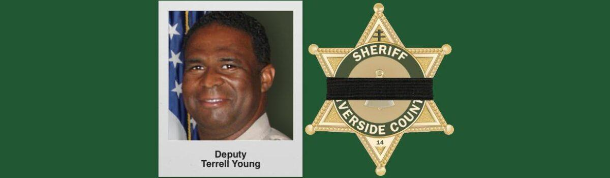 Riverside County Sheriff's Deputy Dies Of The Coronavirus