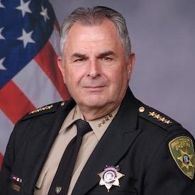 Sheriff Napier Official 2020 Photo