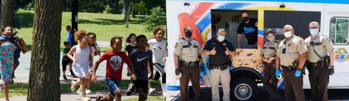 Hennepin County Sheriff David Hutchinson's Ice Cream Truck