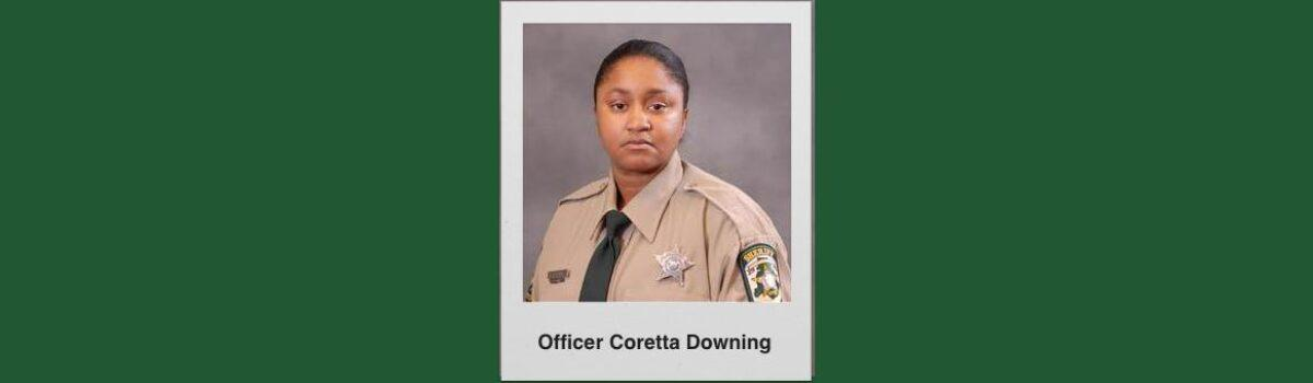 Mecklenburg County Loses Officer Coretta Downing Due To COVID-19