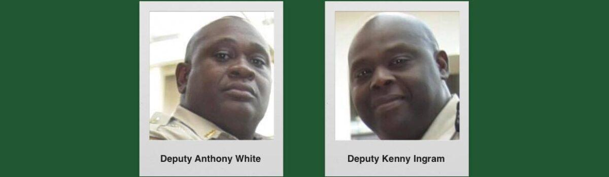 Two Fulton County Sheriff's Office Deputies Killed In