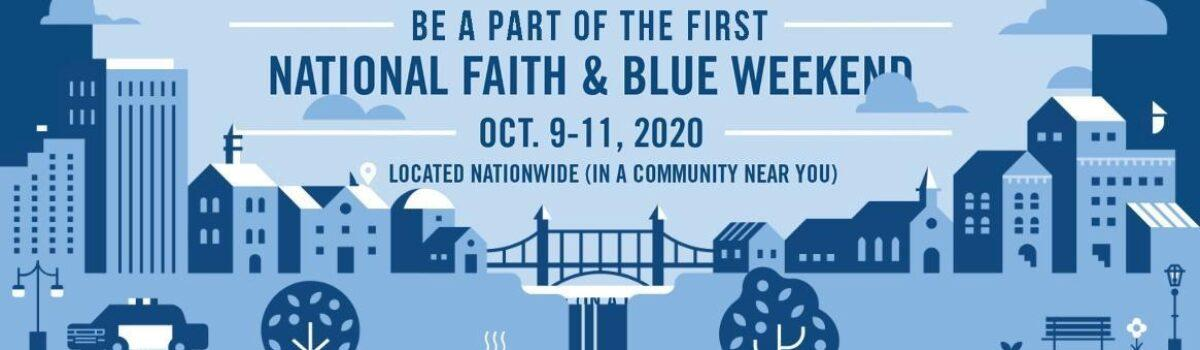 First Ever Faith & Blue Weekend Announced – 2020