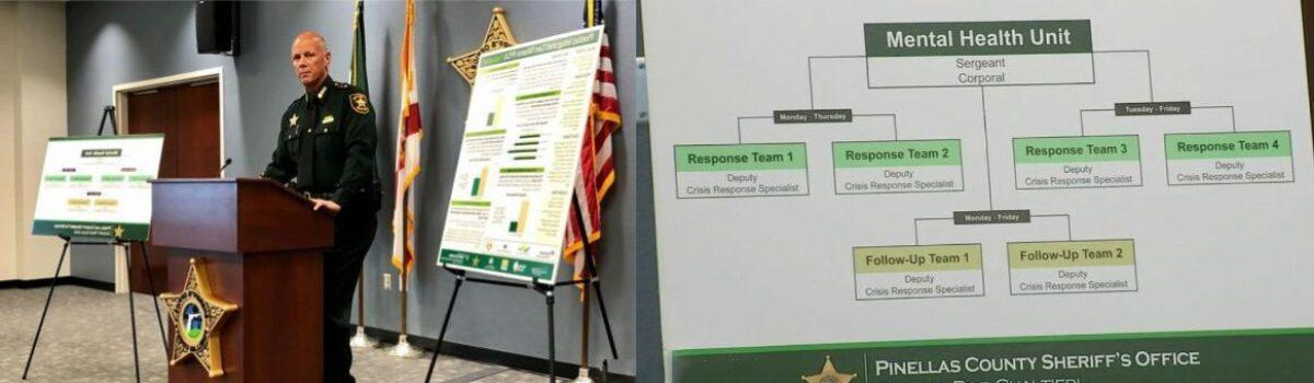 Pinellas County Sheriff Expands Mental Health Unit