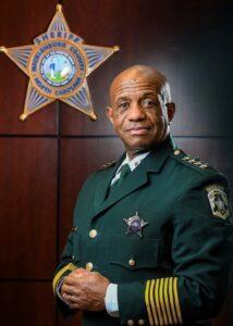 Sheriff Garry McFadden