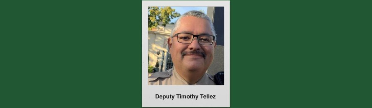 LA County Sheriff's Department Loses Deputy To COVID-19