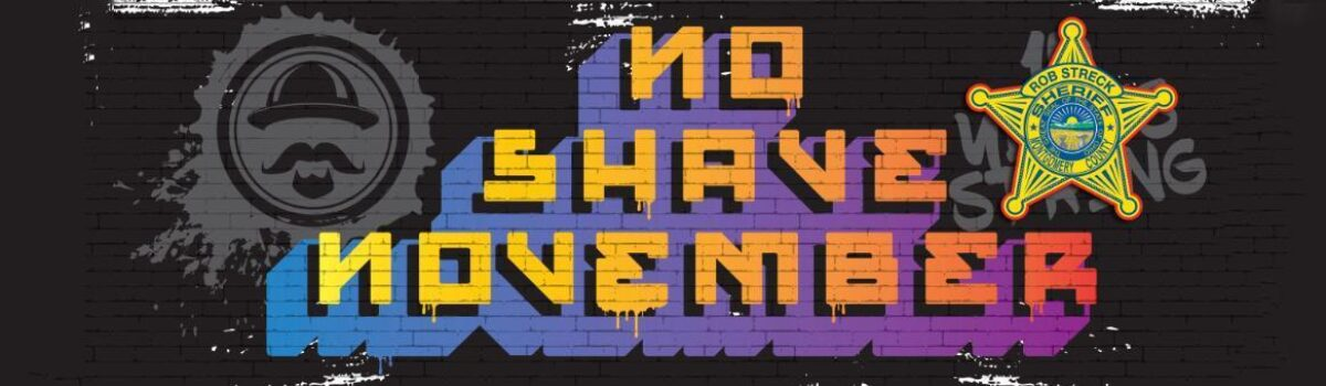 Third No-Shave November Fundraiser A Success For Montgomery County