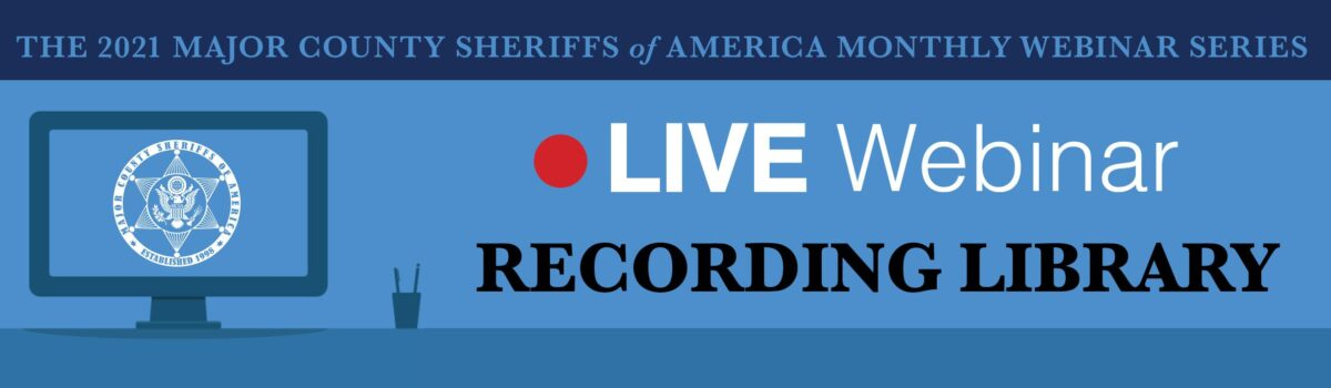 MCSA Monthly Live Webinar Recordings Library