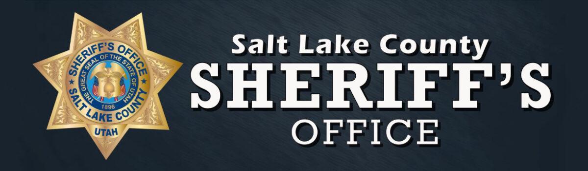 2 Deputies Shot, Suspect Dead In Shooting Outside Salt Lake County Jail