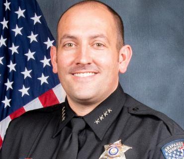 Sheriff Tyler Brown